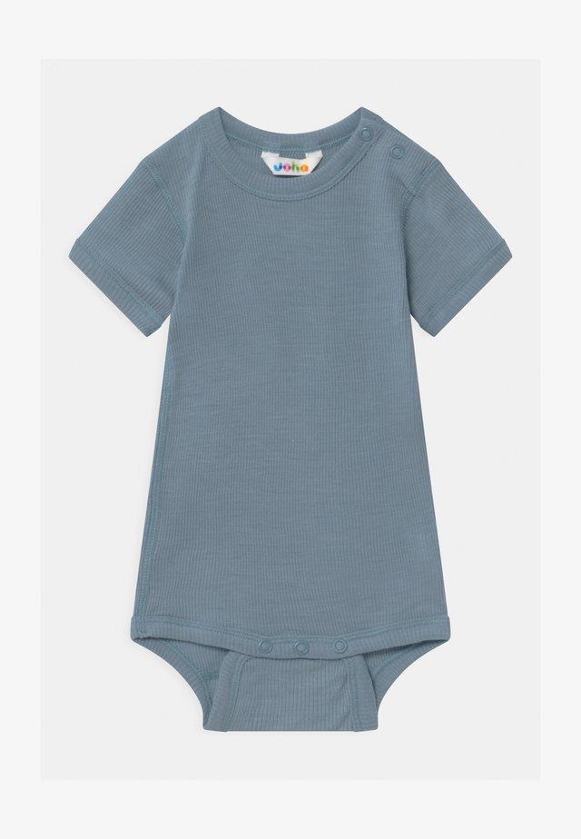 SHORT SLEEVES UNISEX - Body - denim blue