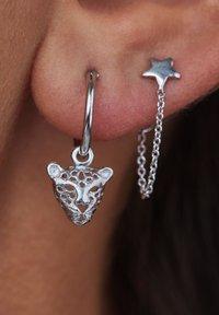 Selected Jewels - SET - Earrings - silber - 1