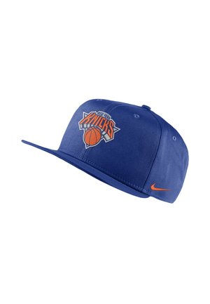 NEW YORK KNICKS NIKE PRO NBA-CAP - Cap - rush blue/brilliant orange