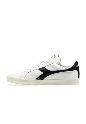 MELODY DIRTY - Trainers - c0351 - bianco-nero