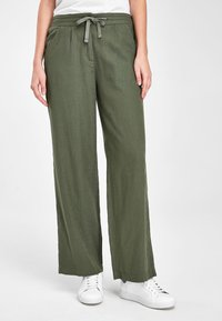 Next - Pantalon classique - green - 0