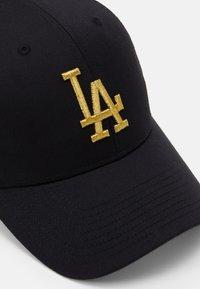 '47 - LOS ANGELES DODGERS BRANSON  - Kšiltovka - black - 3