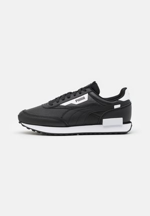 FUTURE RIDER CONTRAST UNISEX - Sneaker low - black/white