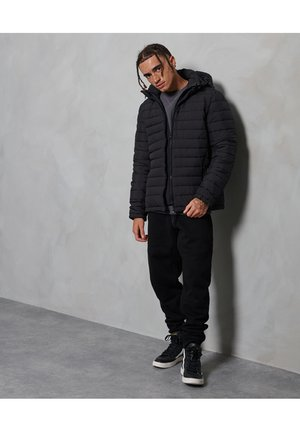 FUJI  - Winter jacket - black