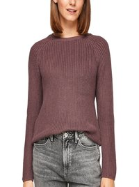 QS by s.Oliver - Jumper - purple - 4