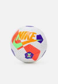Nike Performance - AIRLOCK STREET - Voetbal - white/bright crimson/total orange - 0
