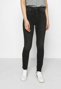 Ética - GISELLE - Jeans Skinny Fit - loved black - 0