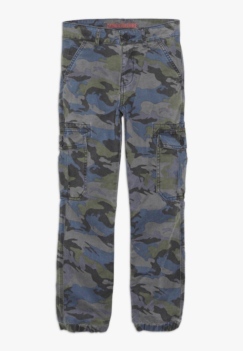 Zadig & Voltaire - Cargo trousers - grau/gruen