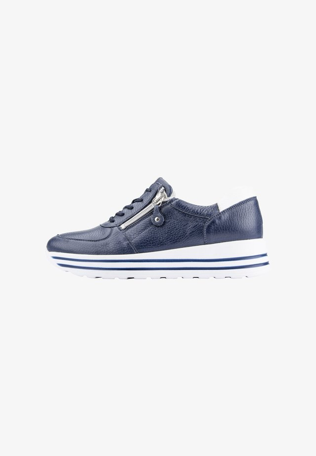 Sneakers laag - notte weiss