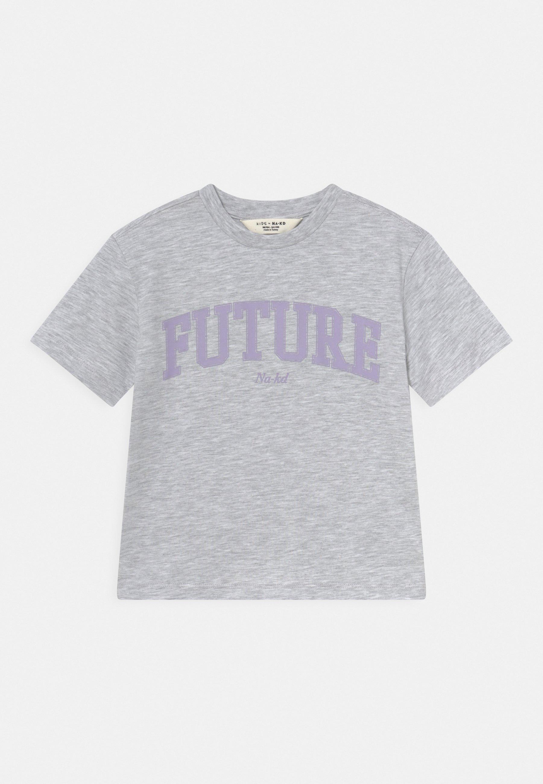 Kids ORGANIC PRINTED TEE - Print T-shirt