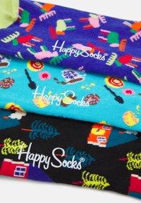 Happy Socks - 3 PACK SWEDISH EDITION GIFT SET UNISEX - Strumpor - multi - 3