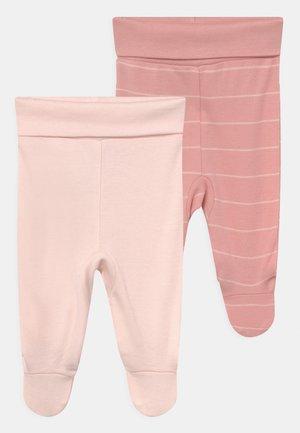 GIRLS 2 PACK - Legging - pink