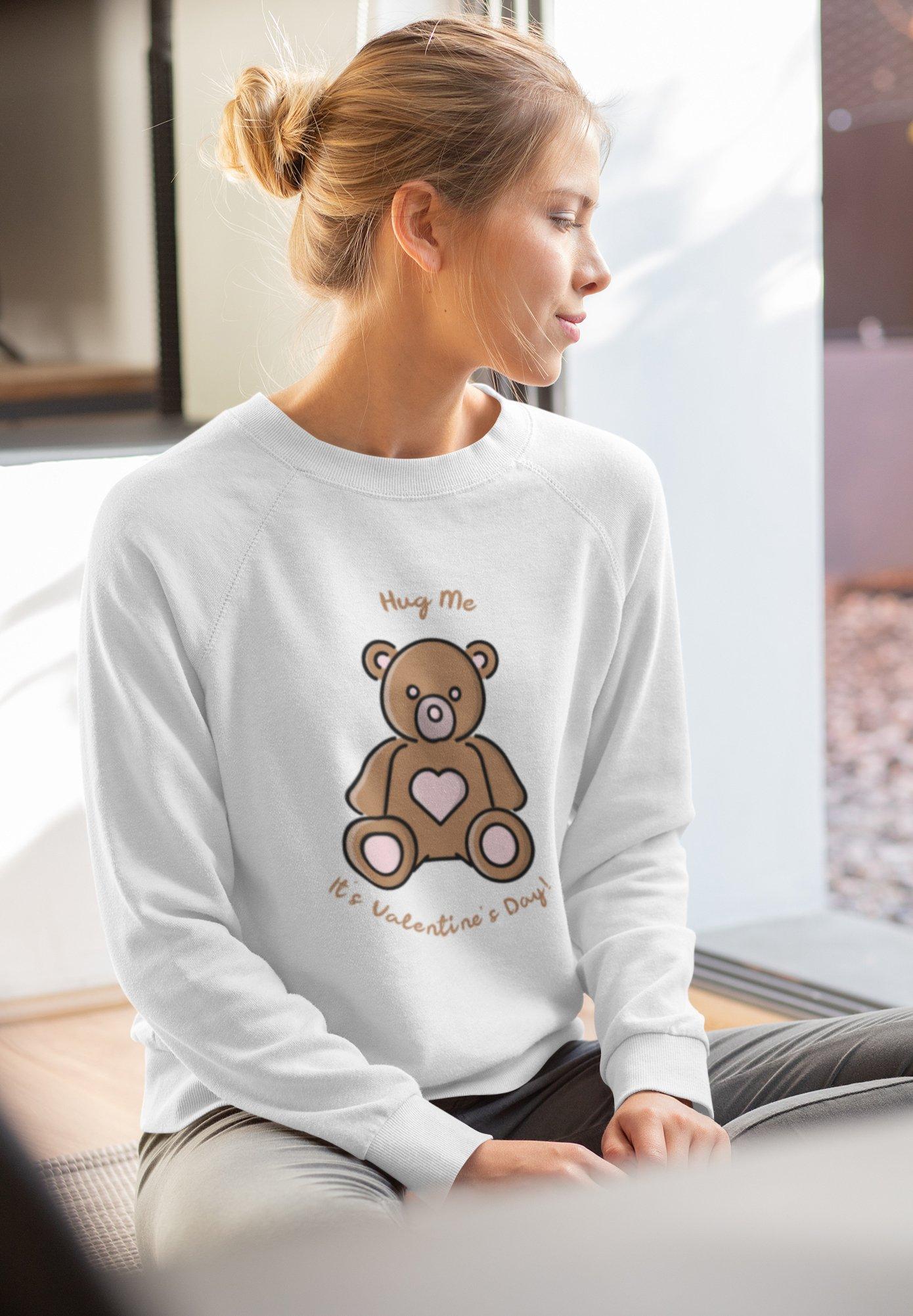 Damen HUG ME BEAR - Sweatshirt