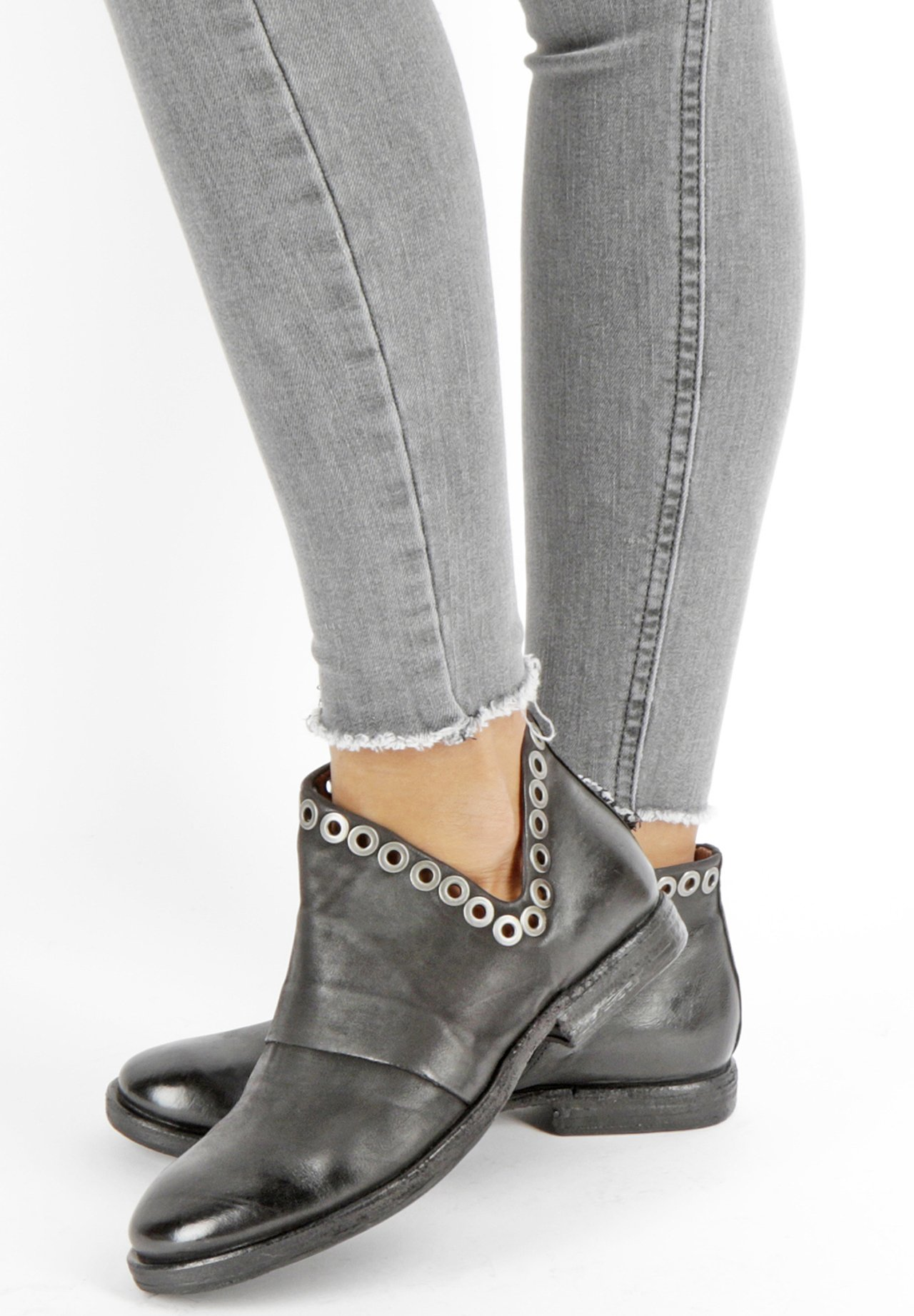 A.S.98 Stiefelette - black | Damen Schuhe 2020