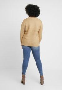 Vero Moda - Jeans Skinny Fit - medium blue denim - 2
