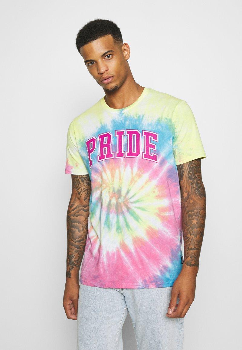 YOURTURN - UNISEX  - Print T-shirt - multi-coloured