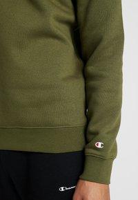 Champion - CREWNECK  - Sweatshirt - khaki - 5