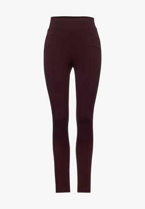 Leggings - Trousers - rot