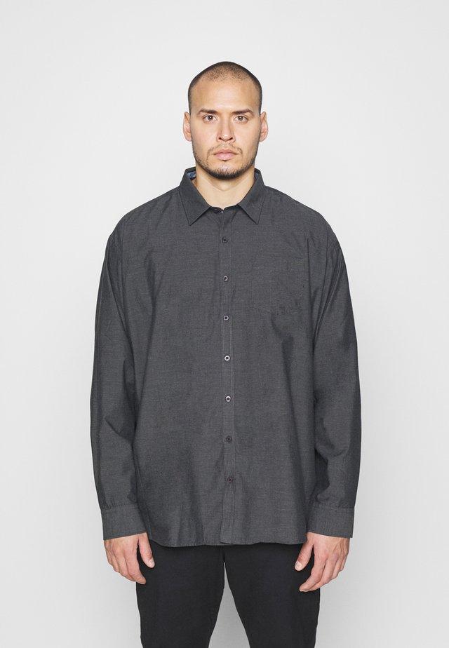 BLEND  BOX  - Camicia - dark grey