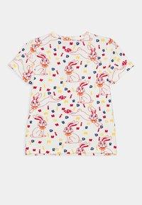 Mini Rodini - MR RABBIT TEE UNISEX - Print T-shirt - offwhite - 1