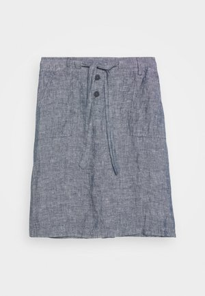RANEE - Falda de tubo - forever blue