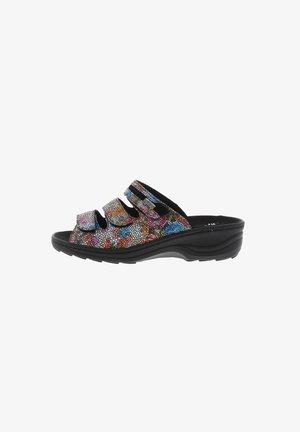 FIDELIO SOFT LINE HEDI WEITE H  - Platform sandals - multi-coloured