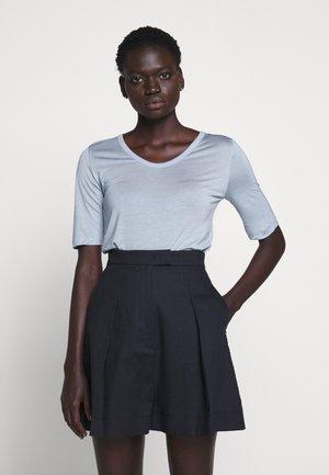 LERNA - Basic T-shirt - shady blue
