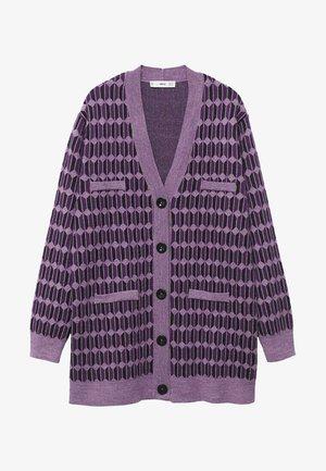 ALYSSA - Gilet - violet