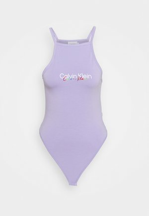 PRIDE SLEEVELESS BODY - Top - palma lilac