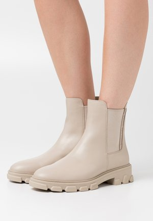 RIDLEY BOOTIE - Classic ankle boots - light sand
