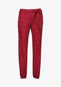 alife & kickin - ALICEAK - Trousers - cranberry - 4