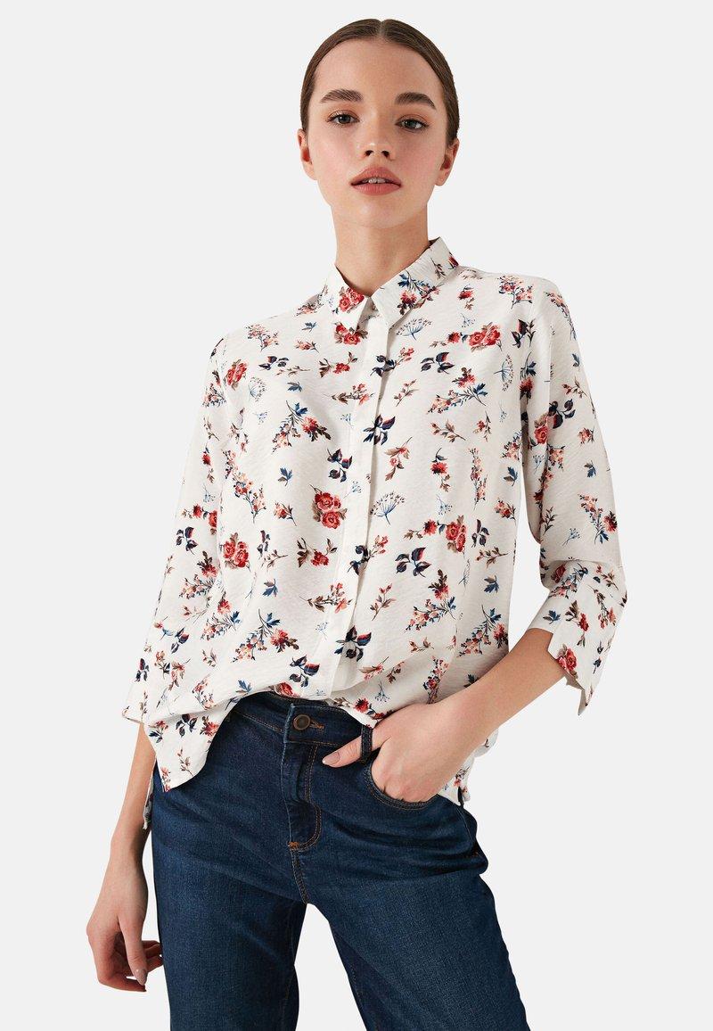 LC Waikiki - Button-down blouse - ecru