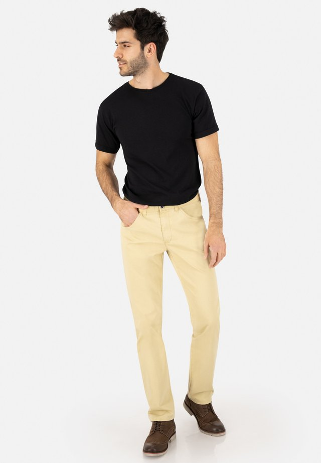 MARVIN - Trousers - mais (85)