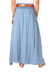 KRISP - A-line skirt - denim - 1