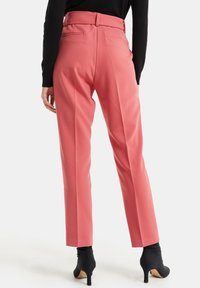WE Fashion - Trousers - pink - 2