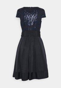 Lauren Ralph Lauren - ZIARAH CAP SLEEVE DRESS - Cocktail dress / Party dress - lighthouse navy - 7
