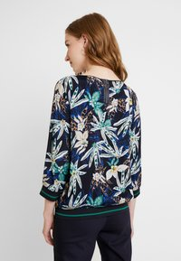 comma casual identity - 3/4 ARM - Blouse - blue - 2
