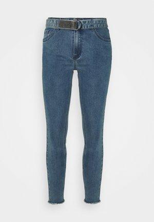 BROOKLYN GLAM DENIM PANTS - Jeans Skinny Fit - new denim