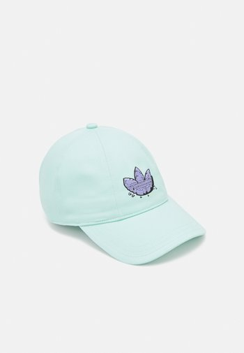 GRAPHIC UNISEX - Lippalakki - clear mint/light purple
