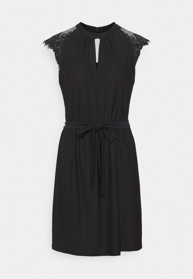 Vero Moda - VMMILLA SHORT DRESS - Cocktail dress / Party dress - black
