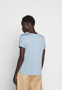 MAX&Co. - CREDERE - Blouse - sky blue - 2