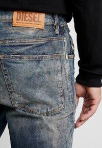 Diesel - D-EETAR - Slim fit jeans - blue denim - 5