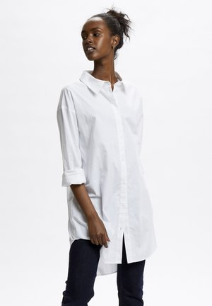 Overhemdblouse - optical white