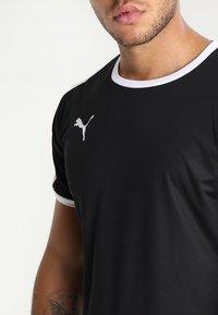Puma - LIGA  - Sportswear - black/white - 3