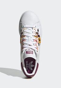 adidas Originals - STAN SMITH SPORTS INSPIRED SHOES - Trainers - ftwr white/power berry/pink tint - 2