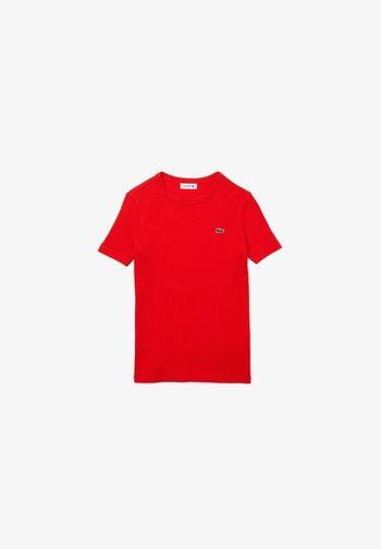T-shirt basique - rot