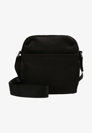 MARCONI SHOULDERBAG REMUS - Across body bag - black