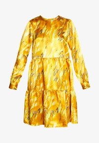 PCBECCA DRESS - Cocktail dress / Party dress - buttercup