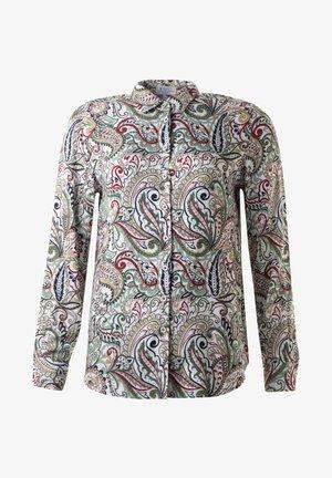 Button-down blouse - 7550grun