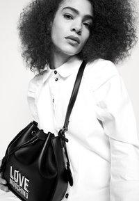 Love Moschino - Across body bag - black - 1